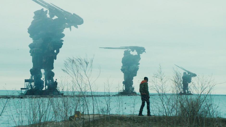 Captive State 2019 Alien constructions
