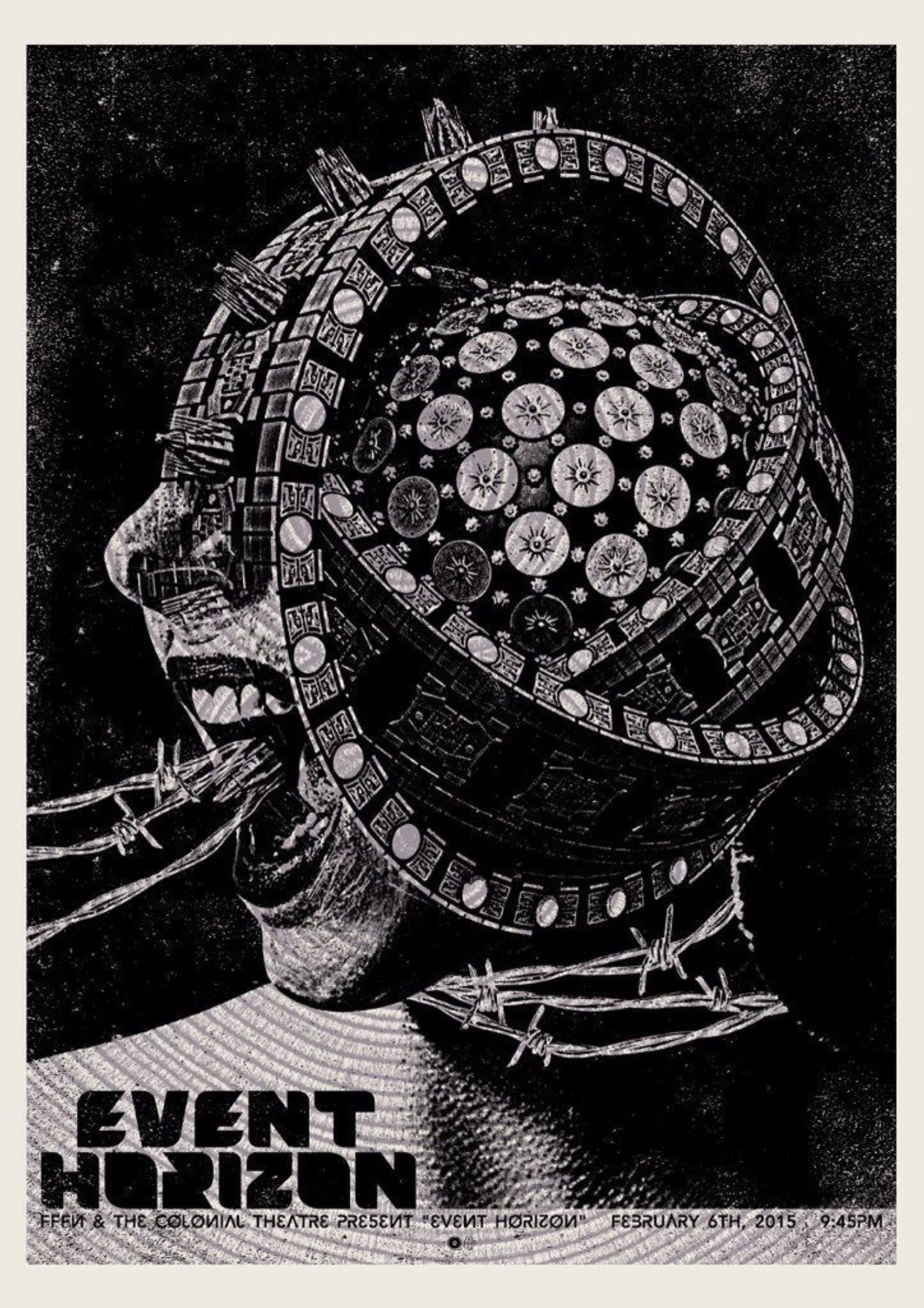 Chris Garofalo's poster of Event Horizon 1997