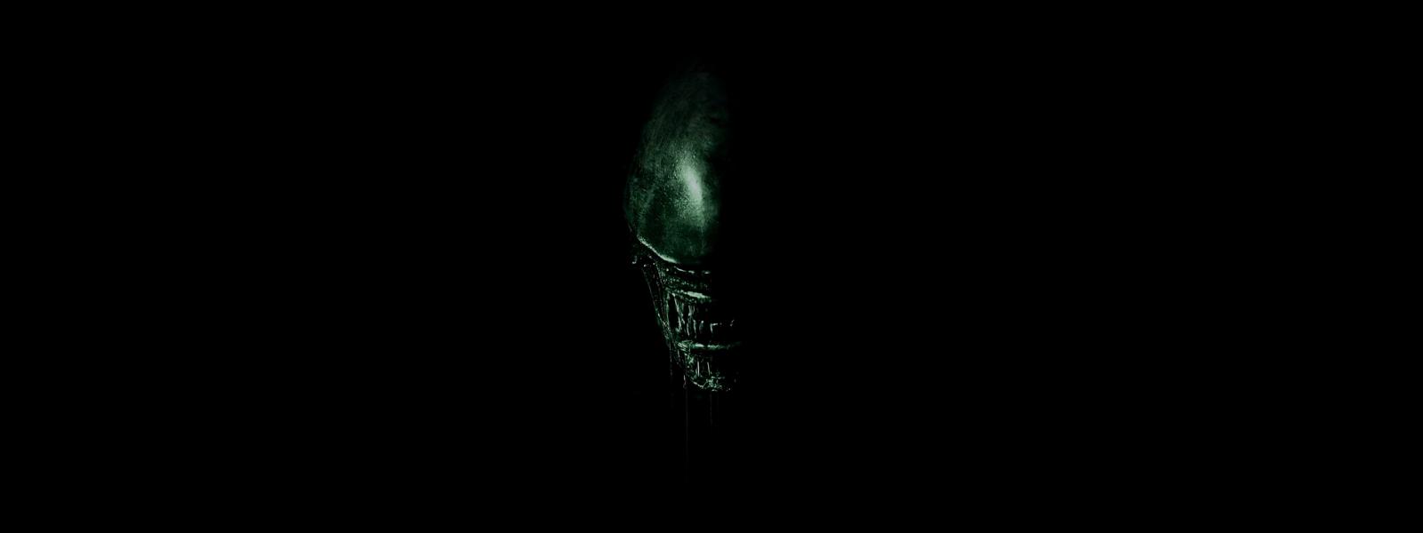 cosmic horror movies - alien; covenant cover art
