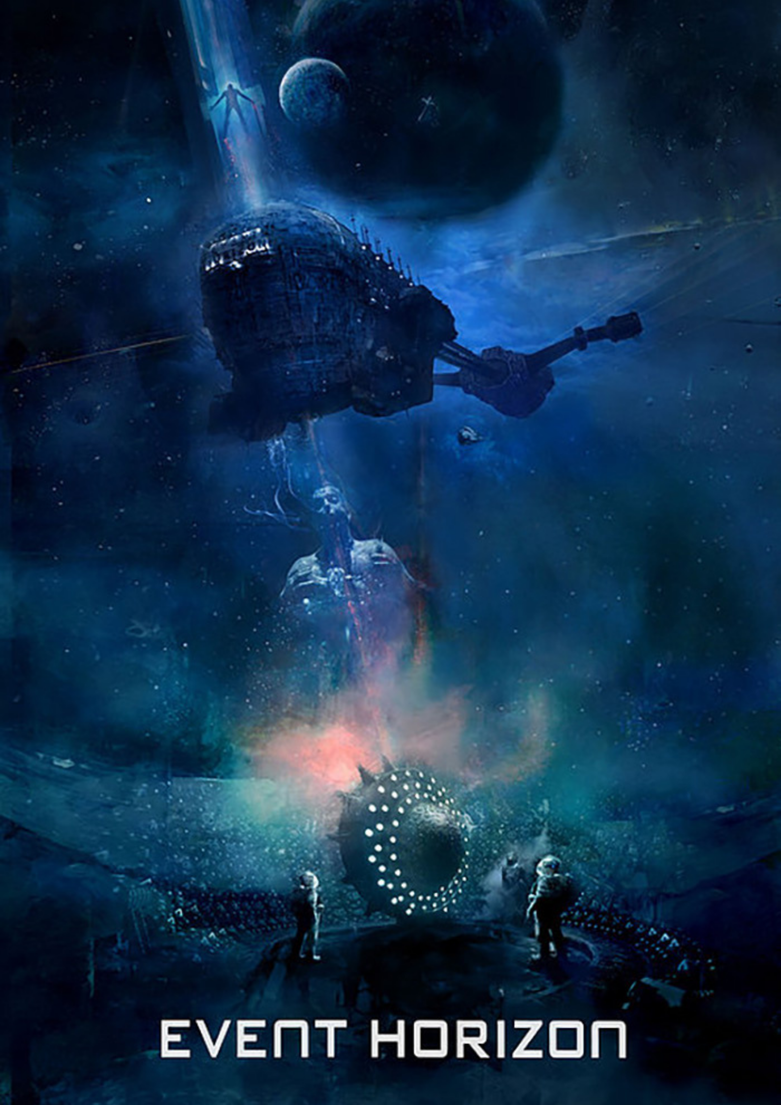 Event Horizon art poster