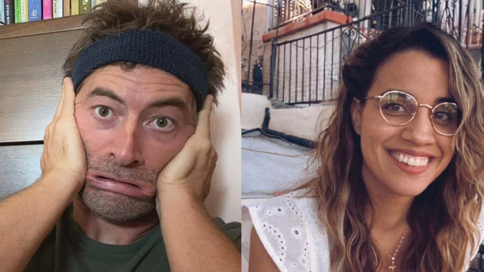 Language Lessons 2021 - Natalie Morales and Mark Duplass