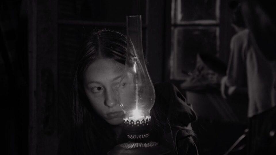 Anastasia Davidson as Ariadna in Bebia, à mon seul désir