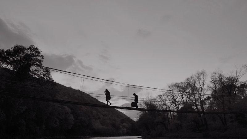 cinematography in the Georgian folk drama Bebia, à mon seul désir