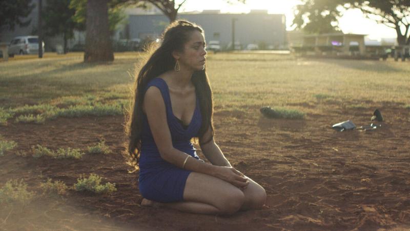 Danielle Zalopany in Waikiki (2020)